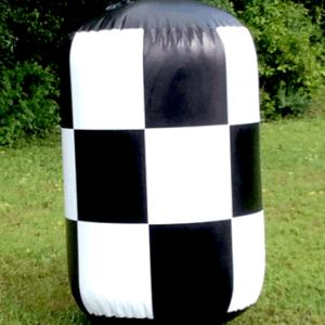 Custom Printed 4' Race Flag Buoy