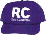 yacht race committee hat