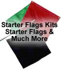 Starter Flag Kits