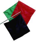 Yacht Race Starting Flags