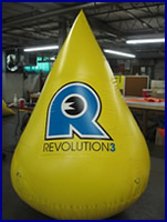 Logo Printed Race Buoy