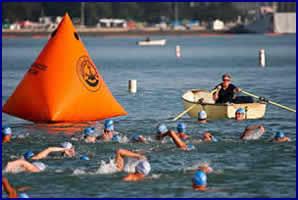 Triathlon Inflatable Buoy