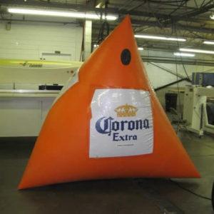 8 tetra with logo corona in pocket