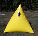 Tetrahedorn Race Mark